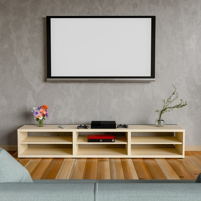 How to Organize and Hide Television Cables