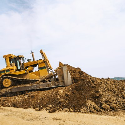 Types of Earth Movers