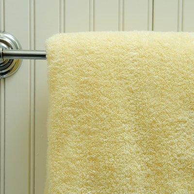 Yellow Bath Towel