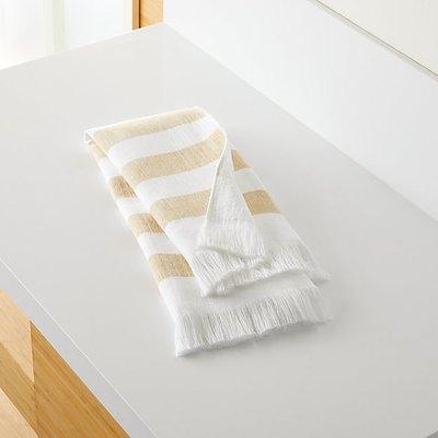Cedros Yellow Hammam Hand Towel