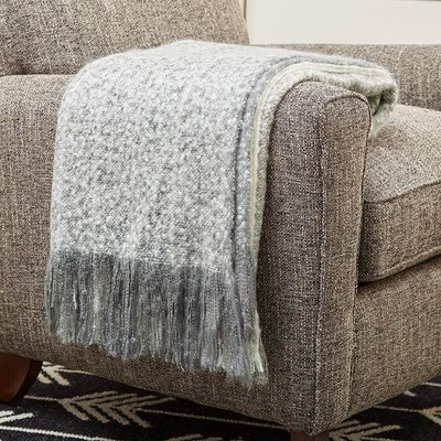 Rivet Oversized Throw Blanket