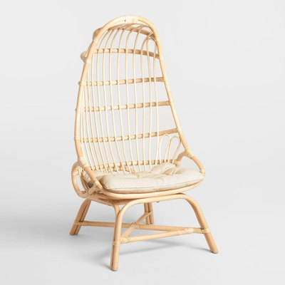 Natural Rattan Fallon Cocoon