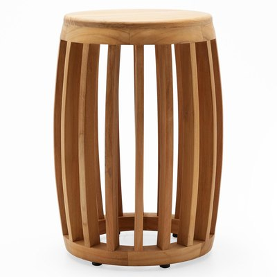 MoDRN Garden Stool Made of Teak Wood