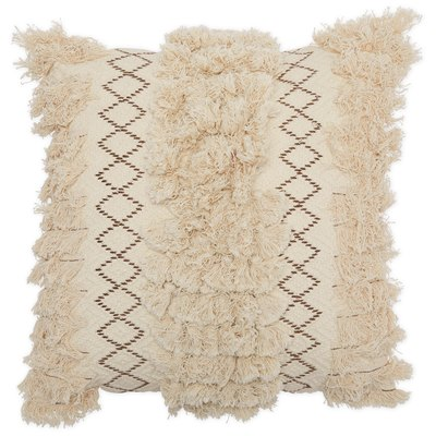 Macrame Decorative Throw Pillow