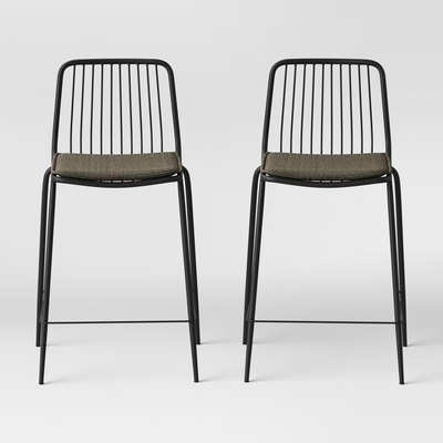 Project 62 Set of Two Sodra Stools