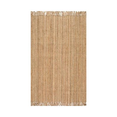 Natural Chunky Loop Maui Area Rug