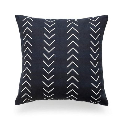 Hofdeco African Mudcloth Pillow Cover