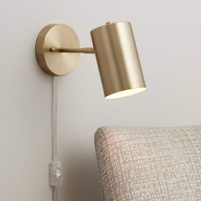 Carla Pin-Up Wall Lamp