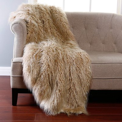 Best Home Faux Fur Blanket