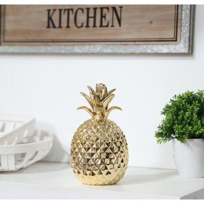 Pineapple Decorative Figurine