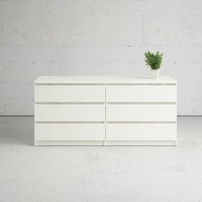 Zipcode Design Kepner 6-Drawer Dresser