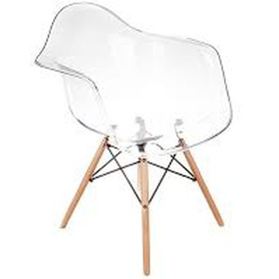 Quast Acrylic Dining Chair