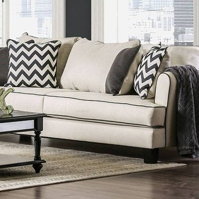 Furniture of America Percey Sofa
