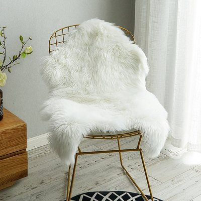 Carva Pet Faux Sheepskin Throw