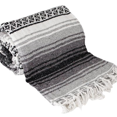Authentic Mexican Falsa Yoga Blanket
