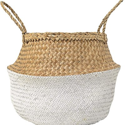 Bloomingville Seagrass Basket