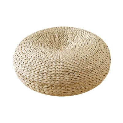 Ya-Tube Hand-Knitted Tatami Floor Pillow