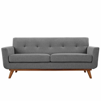 Johnston Tufted Loveseat