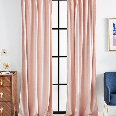 Velvet Louise Curtain