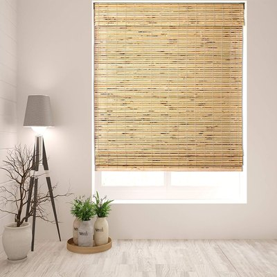 Arlo Bamboo Roman Shades
