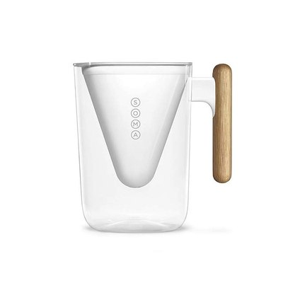 6-Cup Water Filter Pitcher