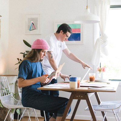 Peek Inside The Mid-Century Dream Home Of Portland Creatives Haley Ann And Thomas Bradley