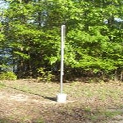 How to Build a Flagpole