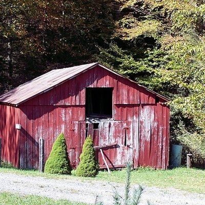 How to Build a Cheap Barn