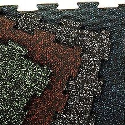 How to Install Rubberized Playground Flooring