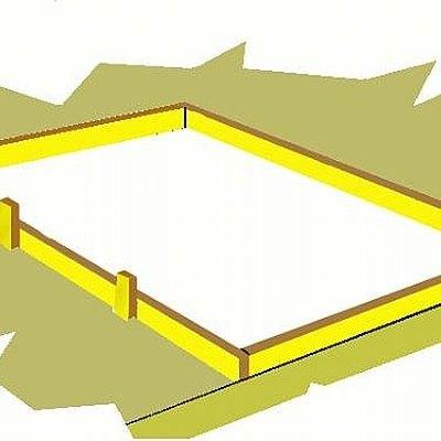 How to Make a Concrete Form