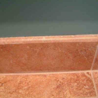 How to Install Bullnose Tile Baseboards