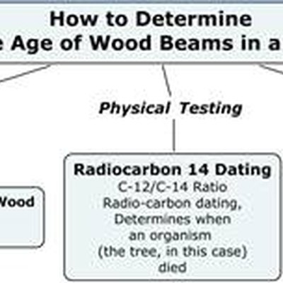 How to Determine the Age of Wood Beams in a Barn