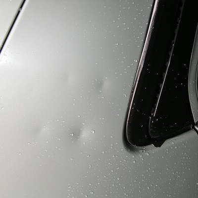 How to Use Dry Ice to Remove Hail Damage Dents