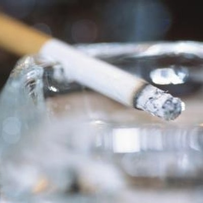 How to Fix Cigarette Burns in Fabric