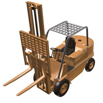 What Are the Different Classes of Forklifts?