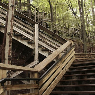How to Calculate Stair Angles