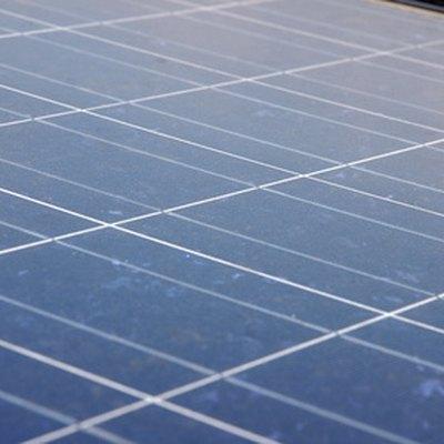 How to Repair a Solar Panel Leak