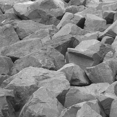 Standard Weights for Crushed Rock Per Meter