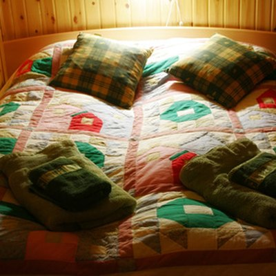 How to Convert a Queen-Sized to a King-Sized Bed Frame