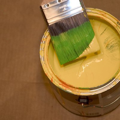 The History of Latex Paint