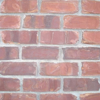 How to Remove Glue From Brick