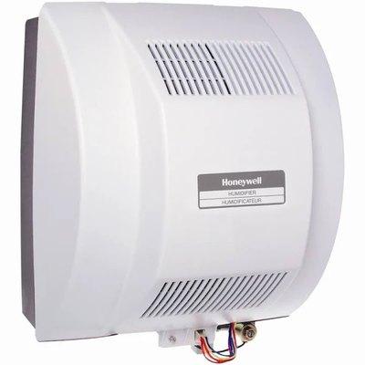 A Honeywell Whole House Humidifier Whole-House Evaporative Humidifier