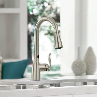 Moen Arbor Touchless Single Handle Kitchen Faucet