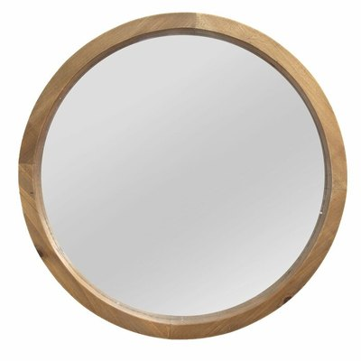 Union Rustic Gracie Wood Mirror