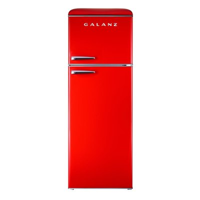 Galanz Top Freezer Retro Refrigerator