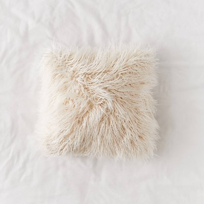 Mila Faux-Fur Throw