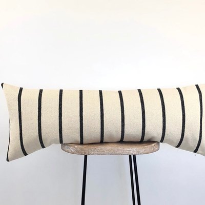 KD Home Eye Candy Extra Long Lumbar Pillow