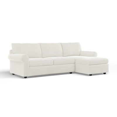 "96"" Wide Sofa & Chaise"