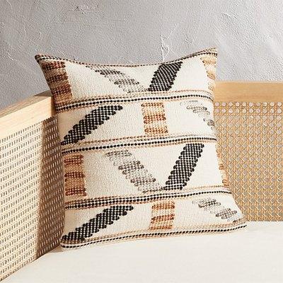 Dorado Hand-Woven Pillow