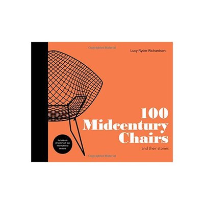 Here is a stylish guide to the top 100 most interesting, most controversial, or simply most beautiful chairs designed between 1930 and 1970.